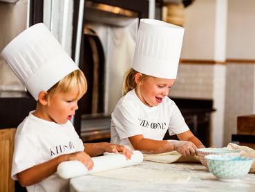 Activités ludiques et créatives pour les petits au Saint Géran
