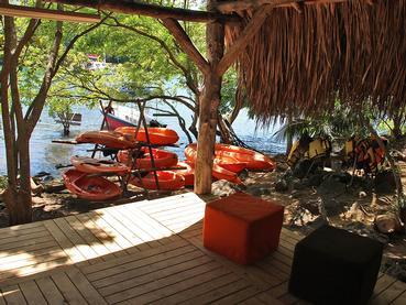 Faites du kayak ou du stand up paddle sur la mythique Grande Rivière Sud Est