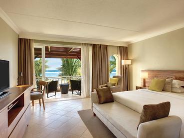 Ocean View de l'hôtel Outrigger à l'île Maurice