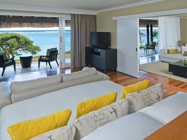 Beachfront Villa de l'hôtel Outrigger à l'île Maurice