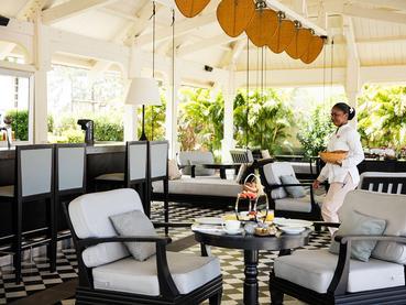 Le restaurant The Plantation Club de l'hôtel Outrigger