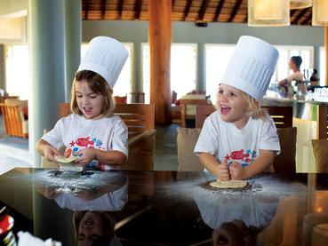 Les enfants auront droit à de nombreuses activités à l'Outrigger