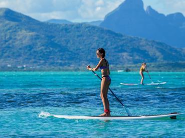 Profitez des nombreuses activités nautiques du Paradis Beachcomber
