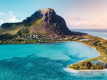 Vue du Paradis, l'un des meilleurs hôtels de l'île Maurice