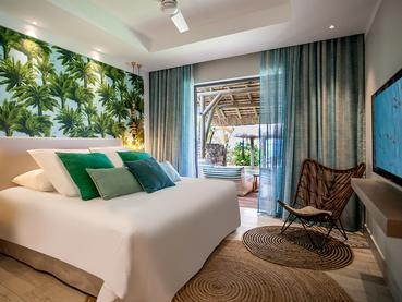 Paradis Villa du Paradis Beachcomber à l'île Maurice