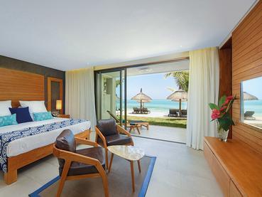 Ocean Beachfront Suite du Paradis Hotel à l'île Maurice