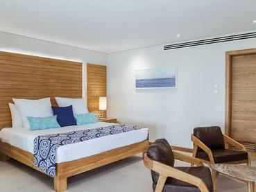 Ocean Beachfront Family Suite du Paradis Hotel