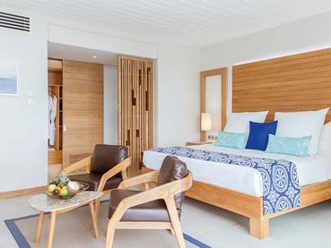 Ocean Beachfront Room du Paradis Hotel à l'île Maurice