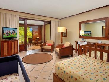 Tropical Family Suite du Paradis Hotel à l'île Maurice