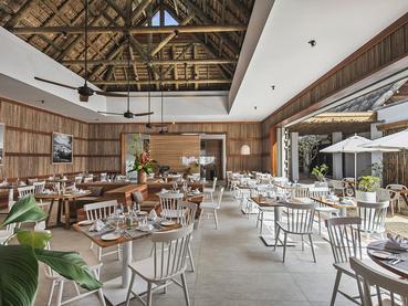 Le Rendez-Vous, le restaurant principal de l'hôtel, où vous débuterez votre journée