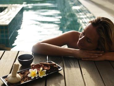Instant de bien-être au spa du Radisson Blu Azuri