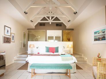 Premium Beachfront Room du Radisson Blu Azuri