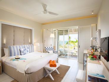 Premium Ocean Room du Radisson Blu Azuri à l'île Maurice