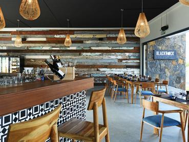 Le restaurant Black Rock