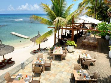 Le restaurant L'Océan du Récif Attitude est le paradis des fruits de mer