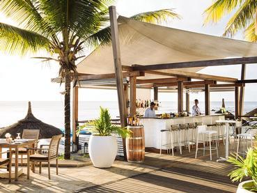 Le bar La Sirène du Récif Attitude à Pointe aux Piments