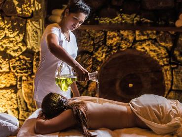 Profitez des somptueux soins du spa du Royal Palm