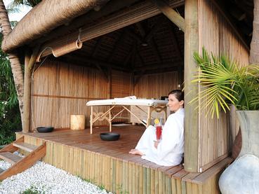 Expérience bien-être mémorable au spa du Sakoa