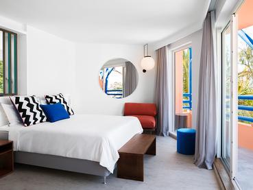 La chambre Pool Plus de l'hôtel SALT of Palmar
