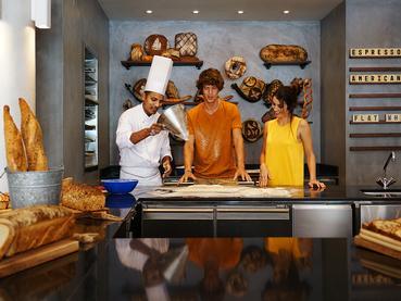 La boulangerie du SALT of Palmar Mauritius
