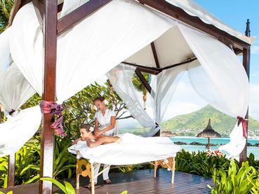 Détente et bien-être au spa du Sands Suites Resort