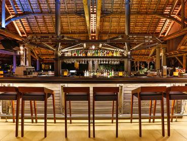 Le Dolphin Bar du Sands Suites Resort à Flic en Flac