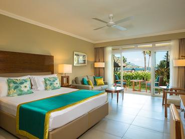 Deluxe Suite du Sands Suites Resort à l'île Maurice