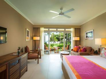Beachfront Suite du Sands Suites Resort à l'île Maurice