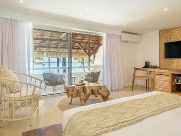 Junior Suite du Seasense Boutique Hotel à l'île Maurice