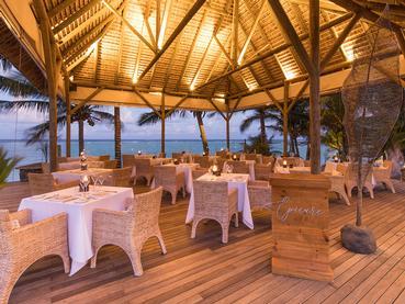 Le restaurant Epicure du Seasense Boutique Hotel