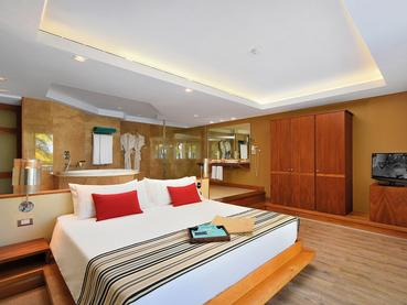 Senior Suite de l'hôtel Le Shandrani à l'île Maurice