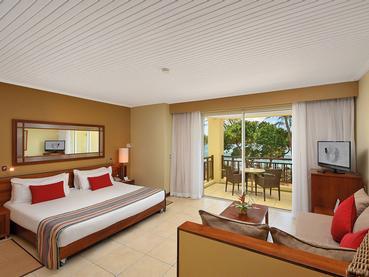 Superior Room de l'hôtel Le Shandrani à l'île Maurice