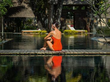 Détente et bien-être au spa du Shandrani Beachcomber