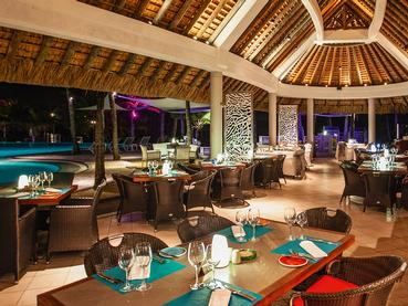 Le restaurant Le Grand Port du Shandrani Beachcomber