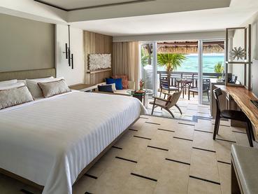 Deluxe Ocean View du Shangri-La Le Touessrok Mauritius