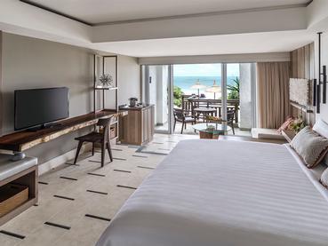 Deluxe Beach Access du Shangri-La Le Touessrok Mauritius