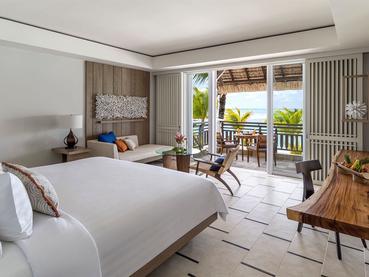 Junior Suite Hibiscus Ocean view du Shangri-La