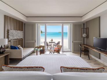 Junior Suite Hibiscus Beach Access du Shangri-La