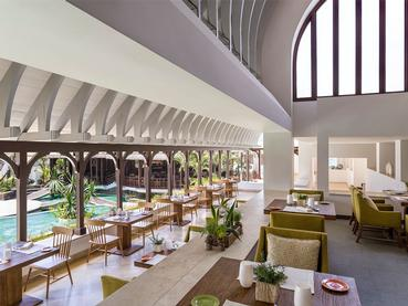 Restaurant Le Bazar du Shangri-La Le Touessrok Mauritius