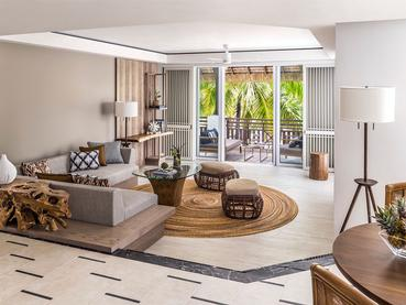 Deluxe Suite du Shangri-La Le Touessrok Mauritius