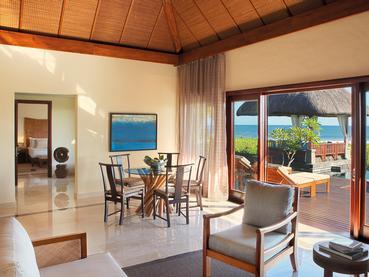 Oceanview Double Suite Pool Villa 2- Bedrooms du Shanti Maurice