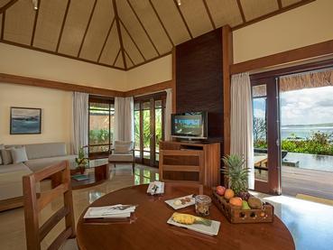 Beachfront Suite Pool Villa du Shanti Maurice
