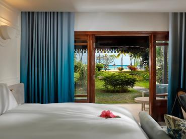 Magnifique Room du Sofitel Mauritius L'Imperial