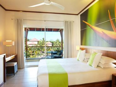 Standard Room de l'hôtel Tamassa à l'île Maurice