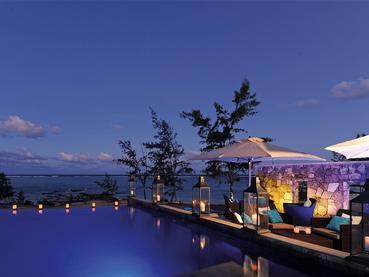 Le Kreek Beach Club de l'hôtel Tekoma