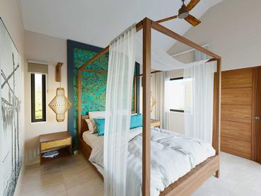 Chambre Standard de l'hôtel Tekoma à l'île Rodrigues