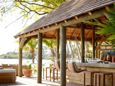 Le restaurant O Beach du Ravenala Attitude à Balaclava