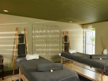 Le spa de l'hôtel 4 étoiles The Ravenala Attitude