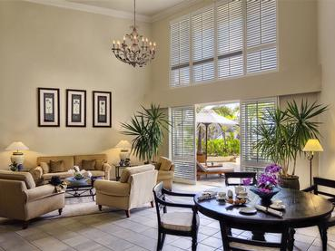 Colonial Ocean View Suite de l'hôtel The Residence