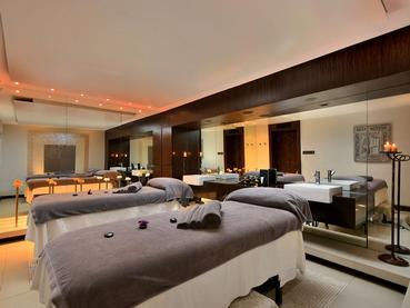 Le spa de l'hôtel 5 étoiles The Residence Mauritius